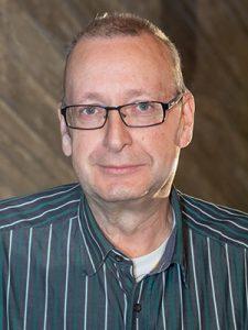 Dirk Kästel, Initiator und Vorstandsvorsitzender von Kunst hilft geben, Foto: Anatoliy Stepanko